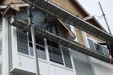 Siding Installation, Repair & Replacement